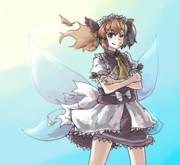 陽光の妖精