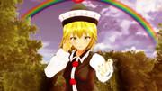 虹の誘い【東方MMD】