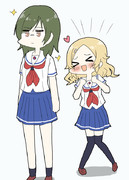 マッチとミミちゃん
