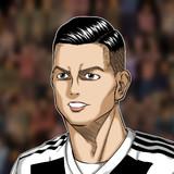 クリスティアーノ・ロナウド描いてみた。サッカーポルトガル代表。キャリア700ゴールの偉業達成!