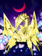 【頂き物】金晶独蠍