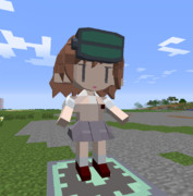 #minecraft 私は御坂10046号 と、簡素に自己紹介します。 #jointblock