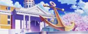 アズールレーン(アニメ) 背景画像64枚セット