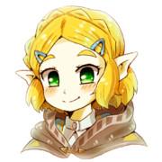 ゼルダ姫様