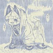雨の中のびゃッこパス