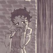 泣くベティちゃん