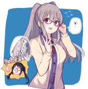 眼鏡いいよね…
