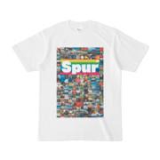 シンプルデザインTシャツ Spur_176/2(RAINBOW)