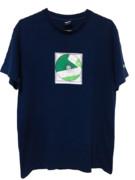 遠野のレシートTシャツ 透過png