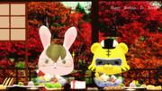 【MMDタイバニ】和菓子でお誕生日おめでとう!【ばに誕】