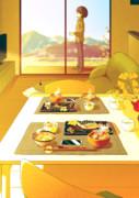 香りの食卓