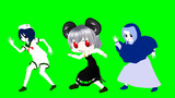 【MMDモデル配布あり】牛乳(クッキー☆)が完成しました。