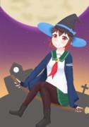 ハロウィン睦月ちゃん!