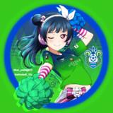 ラブライブ!サンシャイン‼︎ 津島善子(ヨハネ)×湘南ベルマーレ2019(H)