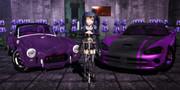 【MMDモーターフォトギャラリー2019】毒蛇と毒の華