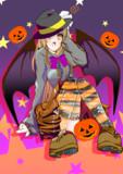 【東方】ハロウィン くるみちゃん
