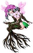 桜凛月×ドリアード