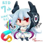 【ロードラ】祝7(4+3)周年記念