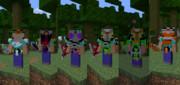 【Minecraft mod】Helheim Forest 1.7.2(修正・更新終了)