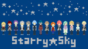 ドットでStarry☆Sky+2