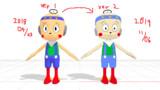 【MMDモデル配布あり】星の子ポロンver.2