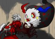 死神と魔女