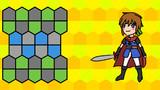 Prismatic-pentagonal-tilingと勇者