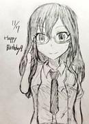 まきのん誕生日おめでとう!