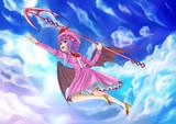 レミリア・スカーレットお嬢様 飛ぶ!