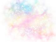 雲のアーチ(メルヘン)