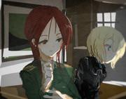 ミーナとハルトマン5