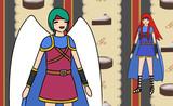 天使勇者と少女3