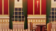 アズールレーン(アニメ) 第3話背景画像23枚セット
