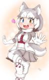 わふぅ〜〜〜