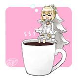 コーヒーにブライド~