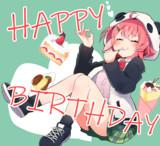 笹Birthday