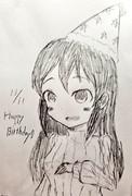 いずみちゃん誕生日おめでとう!