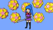 十二・十二面体と少女2