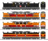 ミルウォーキーEP-2型電気機関車