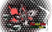 ポインセチア 02 ※POP・彩・おむ08754