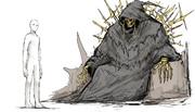 魔王と白ハゲ