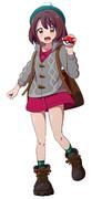 ポケモン剣盾 女の子主人公