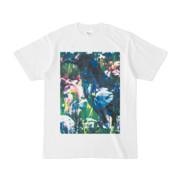 シンプルデザインTシャツ Epic 烏菖蒲