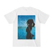 シンプルデザインTシャツ Epic SEA・GIRL