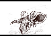 芳乃と法螺貝