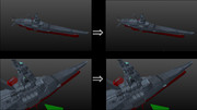 宇宙戦艦ヤマト 改修