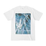 シンプルデザインTシャツ Epic ゴム