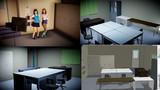 【MMDステージ配布】少年仮面ライダー隊本部のようなお部屋