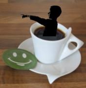 コーヒーの精霊