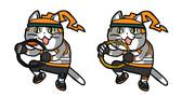 現場猫+リングフィットアドベンチャー